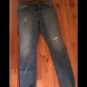 Levi's 501 S Jeans in Old Hangouts